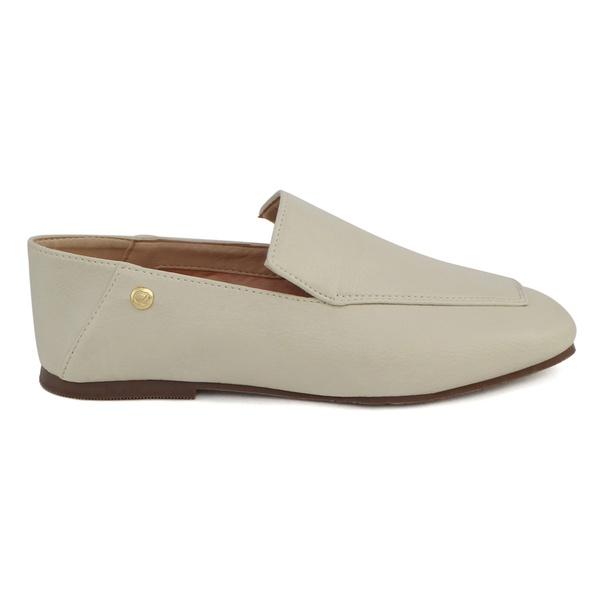 Loafer Feminino Marfim