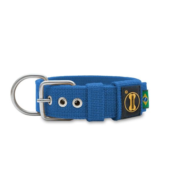 Coleira Para Cachorro Fit (azul)