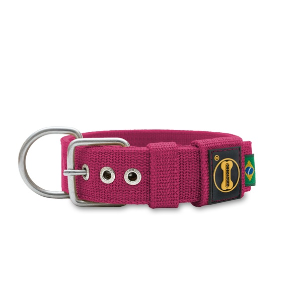 Coleira Para Cachorro Fit (pink)
