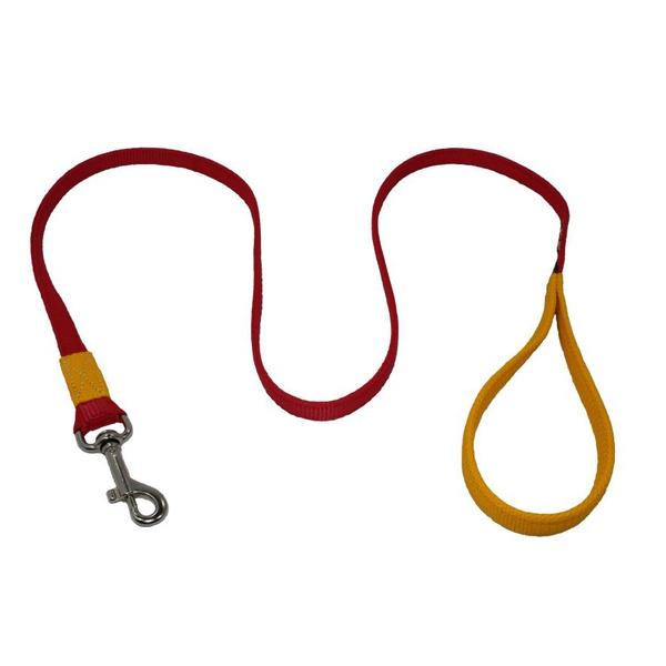 Guia Longa Amorosso® (vermelho e amarelo) 1,80m