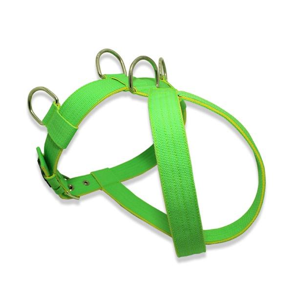 Peitoral Amorosso® Tradicional (Verde Flúor e Amarelo Flúor)