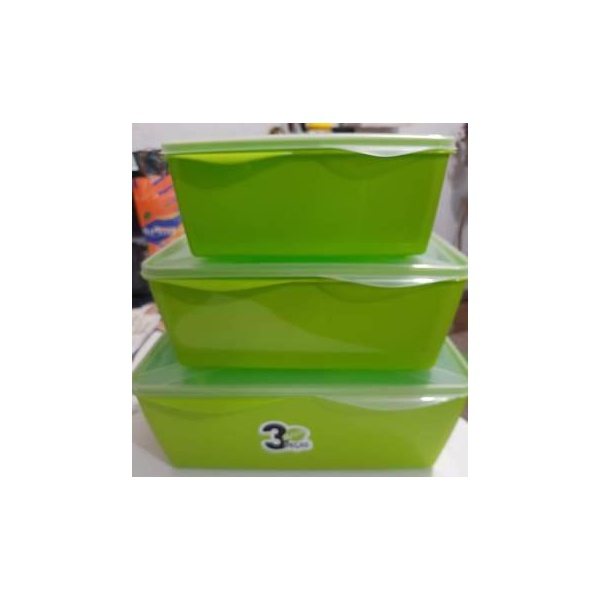 Organizador Multi Uso Retangular Over Top - Verde