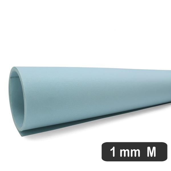 PLACA DE RESINA FLUÍDICA 1 MM (55 X 140 CM)