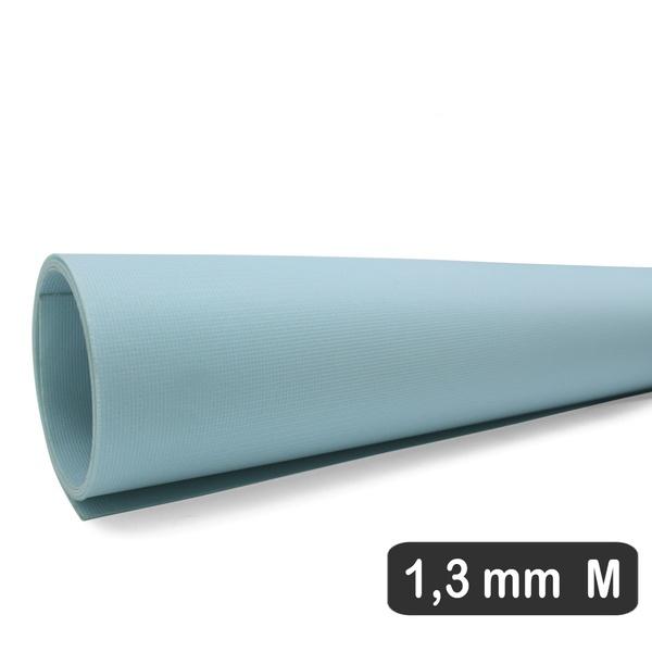 PLACA DE RESINA FLUÍDICA 1,3 MM (55 X 140 CM)