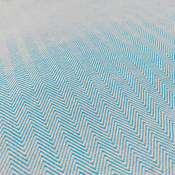 Tecido Panamá Listra Azul