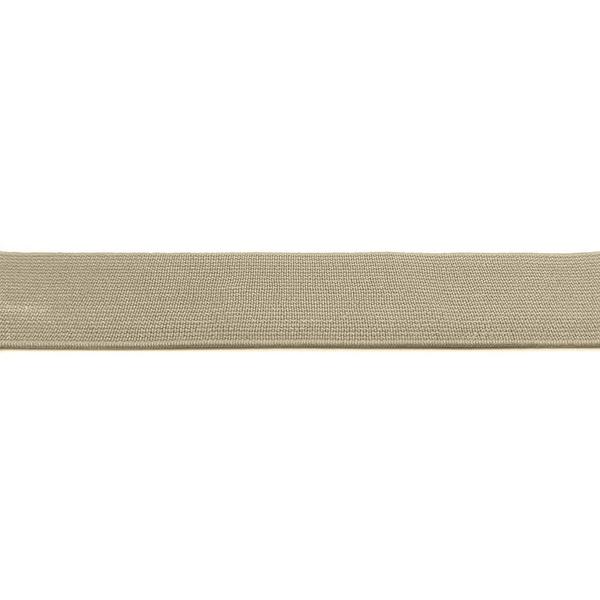 Elástico Zap 209 (Tela) Bege 30mm 1 Metro