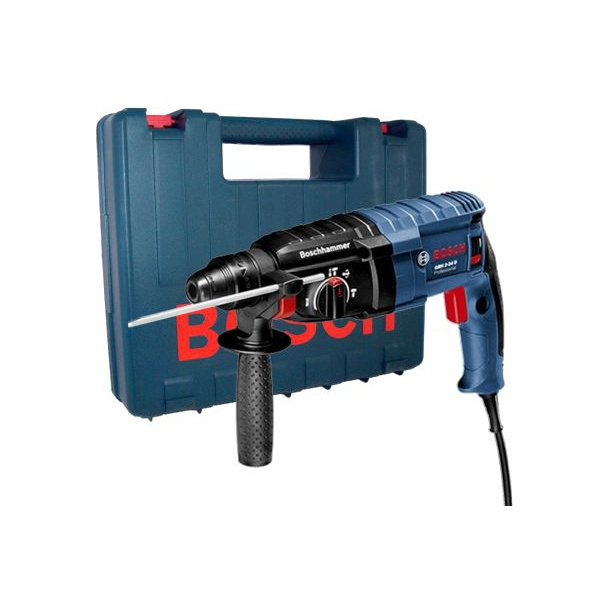 MARTELETE PERFURADOR/ROMPEDOR 820W(GBH2-24D) 110V - BOSCH