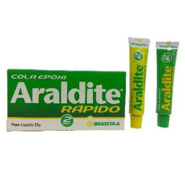 ARALDITE HELP VERDE (05MIN) 23GRS - ARALDITE
