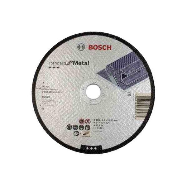 DISCO CORTE METAL 177X3,0 BOSCH STD.RT