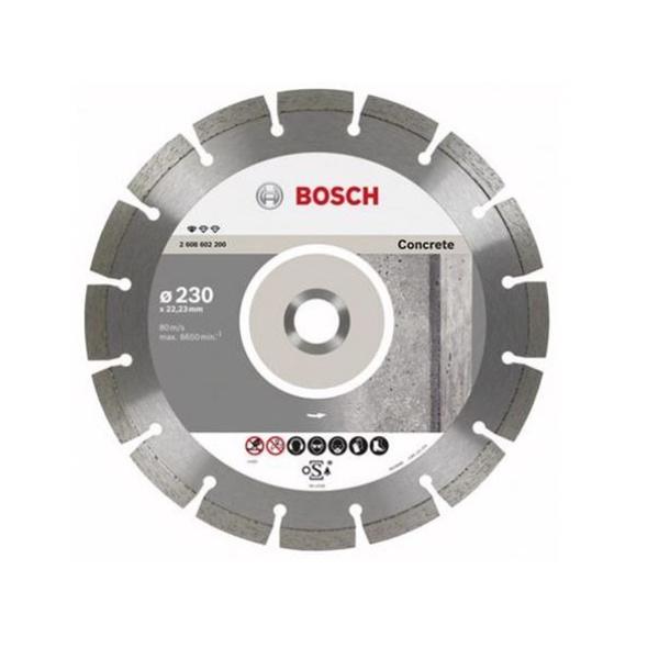 DISCO DIAMANTADO P/CONCRETO 230MM - BOSCH
