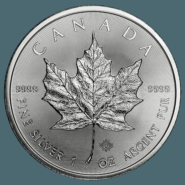 2016 Silver Maple Leaf 1 oz