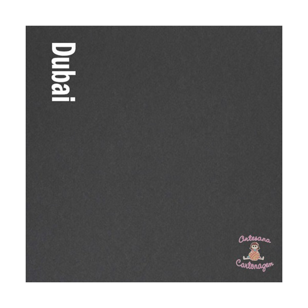 COLOR PLUS DUBAI ( CINZA ESCURO) - 2 FOLHAS A3