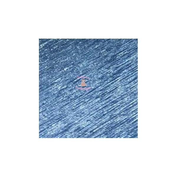 PAPEL GLITTER ADESIVADO AZUL CLARO–2 FOLHAS A4