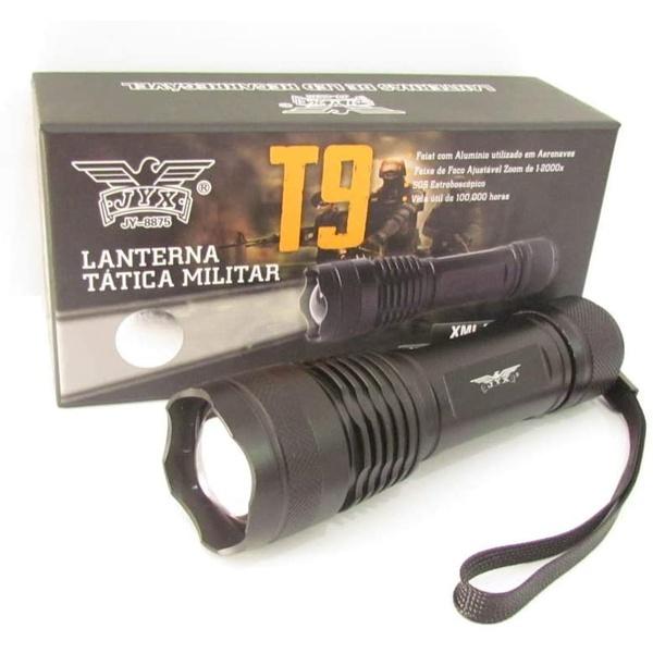 Lanterna Tática Militar T9