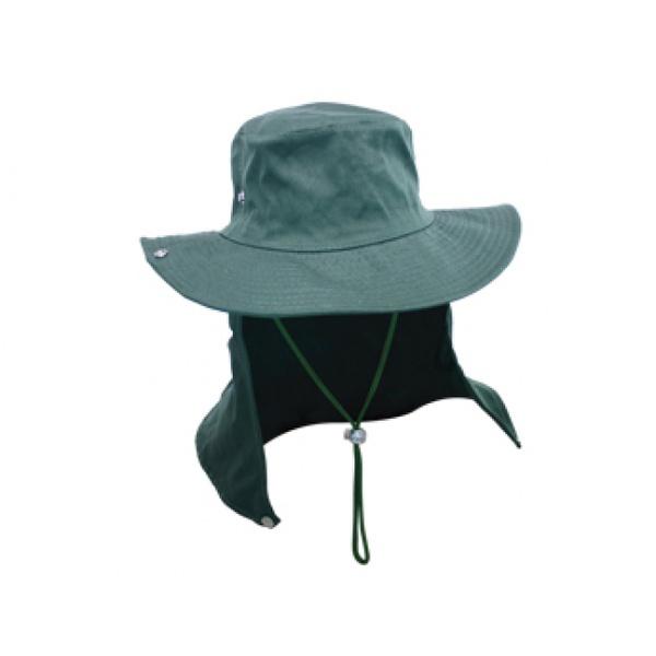Chapéu Australiano com Proteção