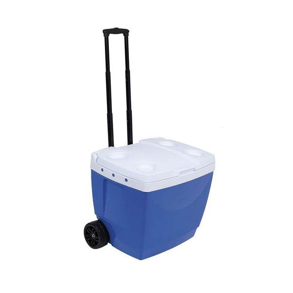 Caixa Térmica Mor 42 litros com rodinhas