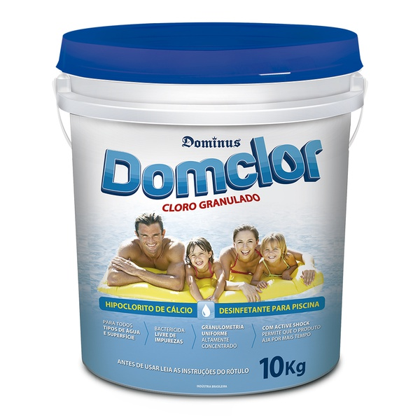 Cloro Domclor Cloro Granulado 10kg