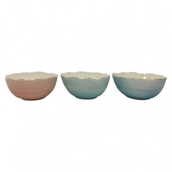 Set Bowls Nina - 3 Peças