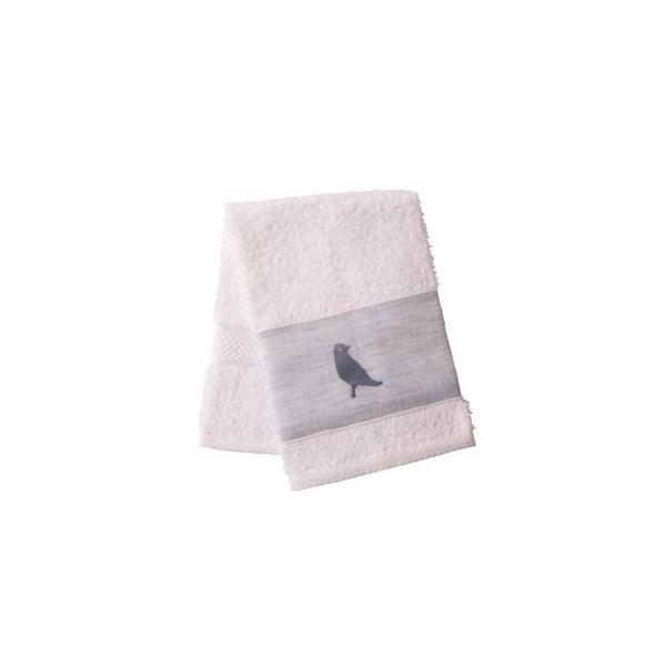 Toalha Lavabo Pássaro M