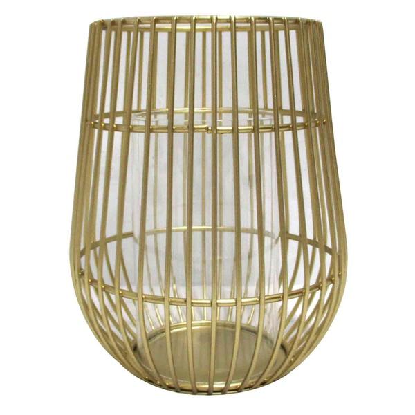Lanterna Decorativa Gold M