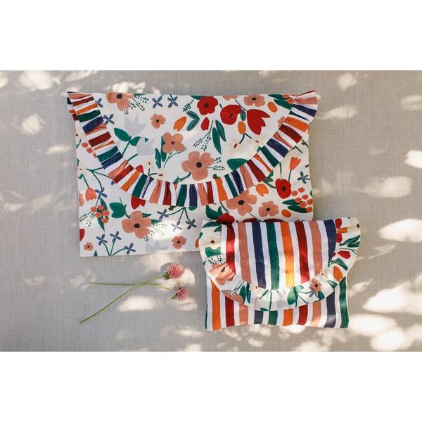 Set de bolsas Flora + Íris
