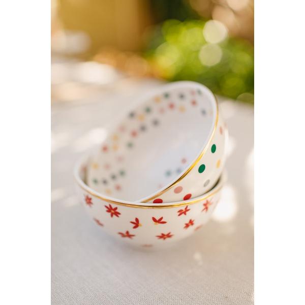 Dupla de bowls Flora + Íris