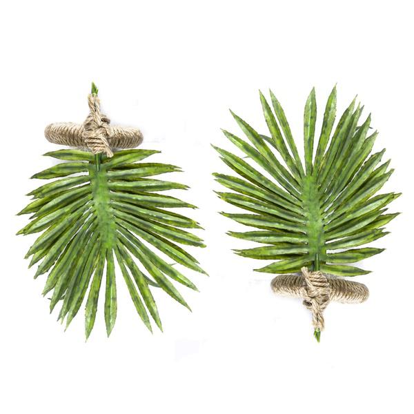 Porta guardanapo Palmeira leque
