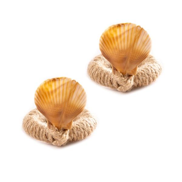 Porta guardanapo shell