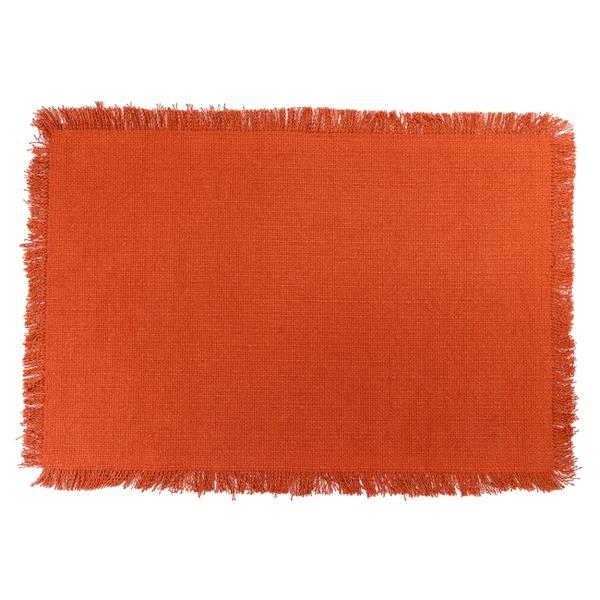 Jogo americano Rustic Orange