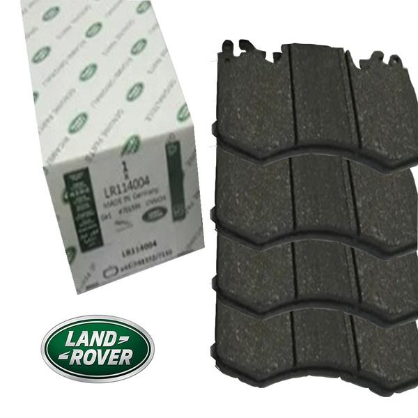 Pastilha De Freio Dianteira Land Rover Sport 2013 até 2017
