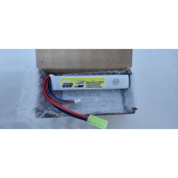 Bateria Lipo ( Lithium Polimero ) 11.1v 25c 900mah-1s