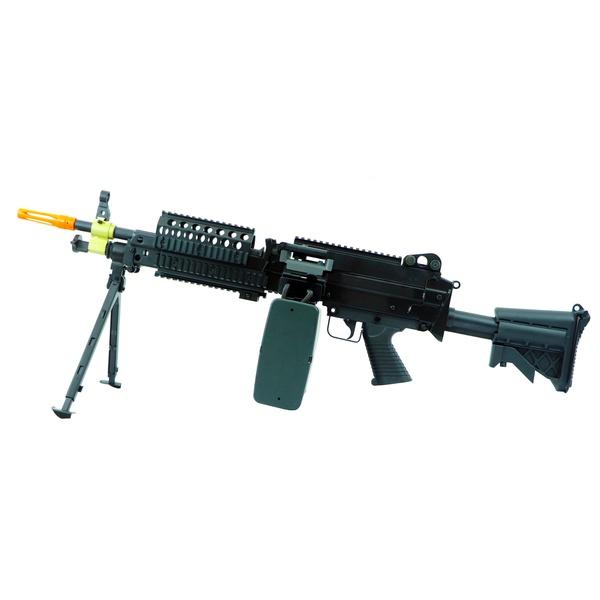 RIFLE DE AIRSOFT ELETRICO FN HERSTAL AEG A&K LMG MK46