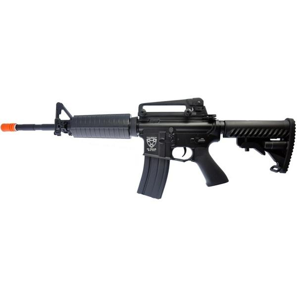 Rifle de Airsoft Elétrico AEG APS 101M4 Full Metal