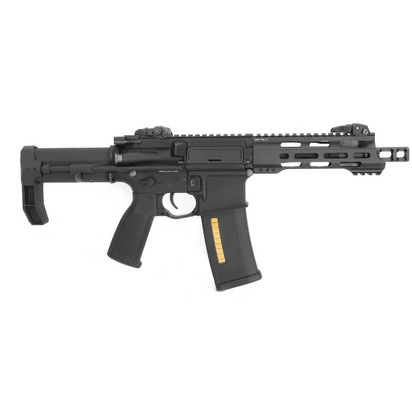 rifle de airsoft elétrico kwa ronin t6 PDW