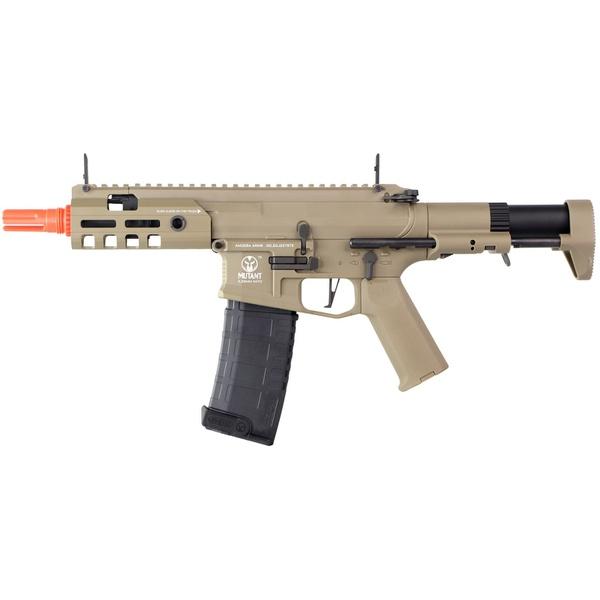 Rifle de Airsoft Elétrico ARES AMOEBA AEG MUTANT AMM5 AM-M001-DE