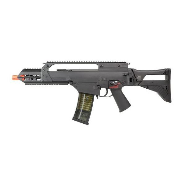 Rifle De Airsoft Eletrico ARES AEG G36C ECU / IDZ AR-076E-BK
