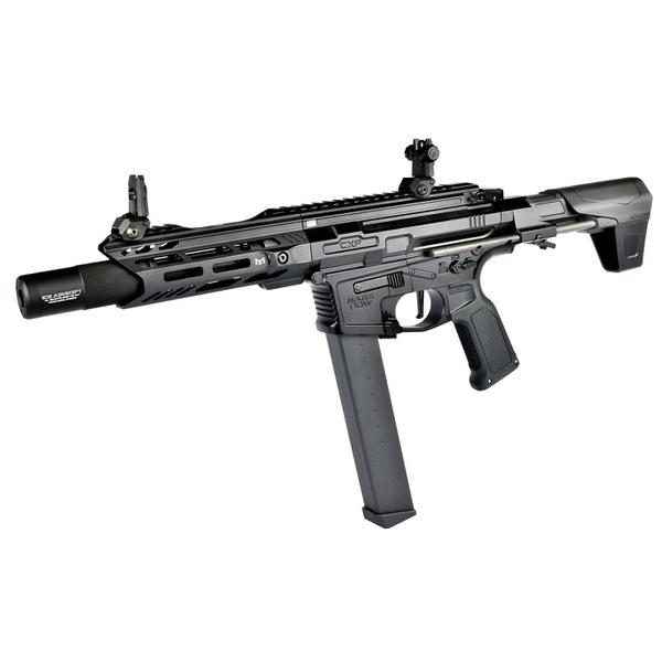 Rifle de airsoft ICS AEG CXP-MARS ICS-420R PDW9