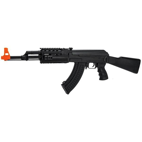Rifle de airsoft Eletrico CYMA AEG AK47 CM520 BLACK