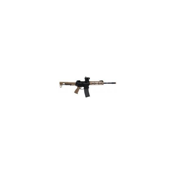 Rifle de airsoft G&G AEG CM16 RAIDER L 2.0E DST TAN