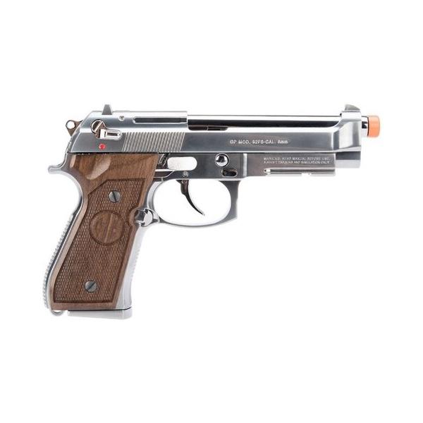 Pistola de Airsoft G&G GBB M92 GPM92 SILVER