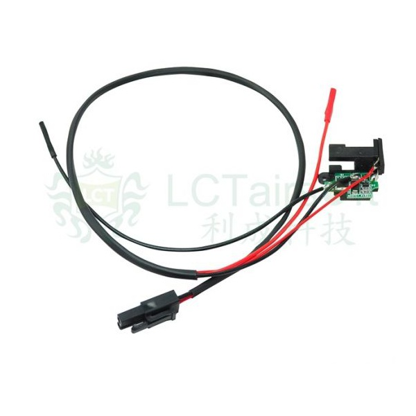 LCT GEARBOX BUTTSTOCK WITH MOSFET L4