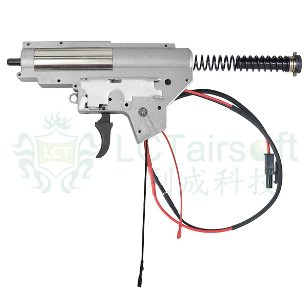 LCT GEARBOX QUICK SPRING CHANGE WITH MOSFET AND BUTTSTOCK SWITCH LC-3 QUICK LC052