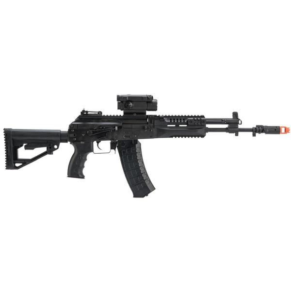 Rifle de Airsoft LCT AEG AK LCK – 12 Steel Side - Folding