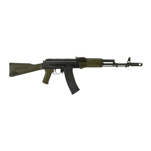 Rifle de Airsoft LCT AEG AK LCK 74M