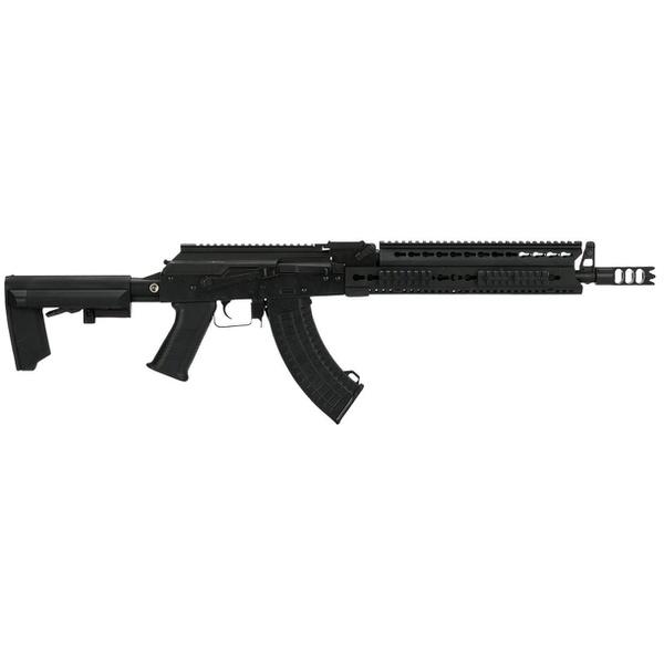 Rifle de Airsoft LCT AEG AK LTS Keymod – 13.5