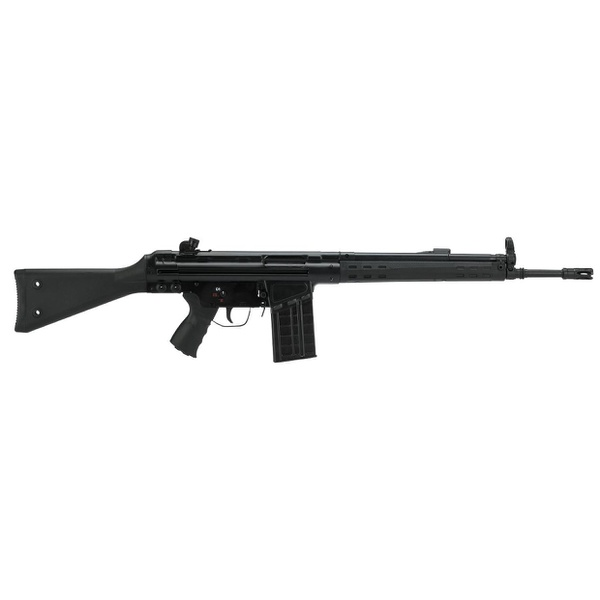 Rifle de Airsoft LCT AEG LC 3A3-S Steel Full Size Black