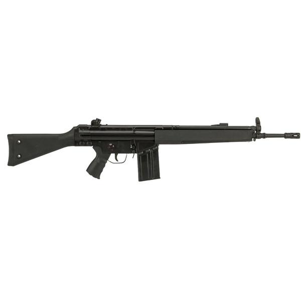 Rifle de Airsoft LCT AEG LC 3A3-W Steel Full Size Black