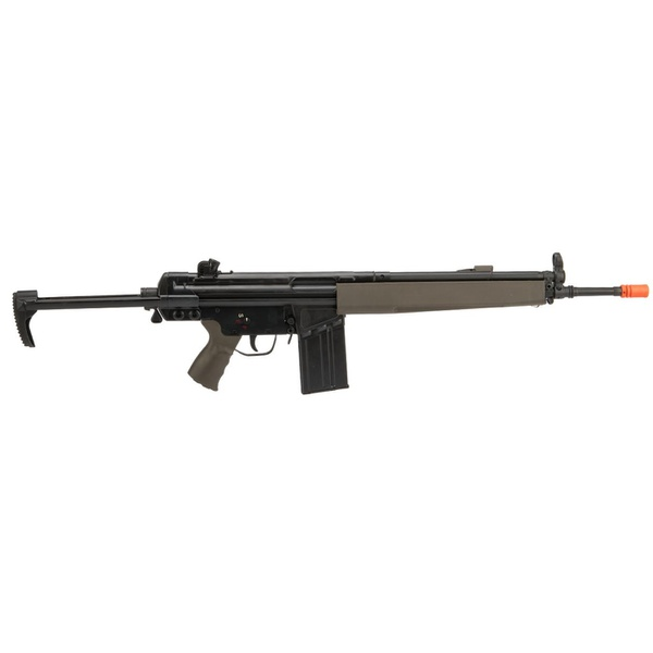 Rifle de Airsoft LCT AEG LC 3A4 W Full Size Steel Green