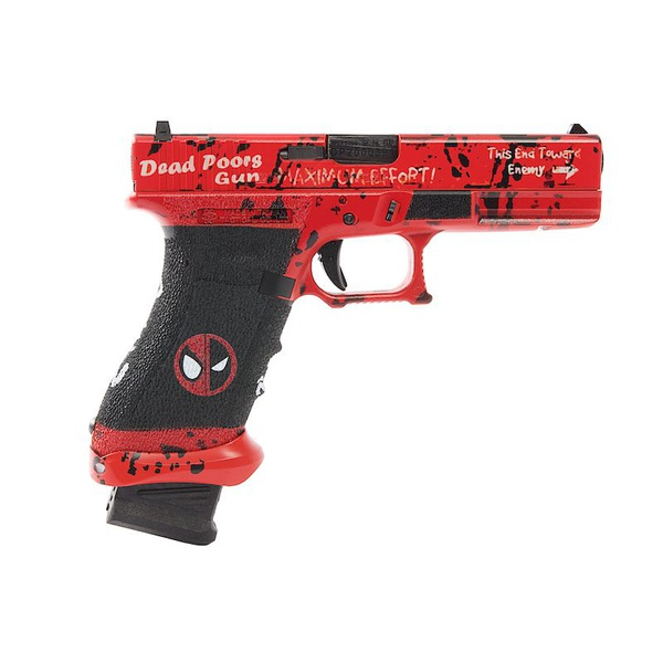 Pistola Airsoft GBB Dead Pool