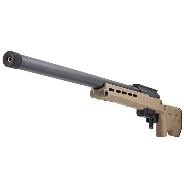 Rifle de Airsoft Sniper Silverback TAC41 FDE